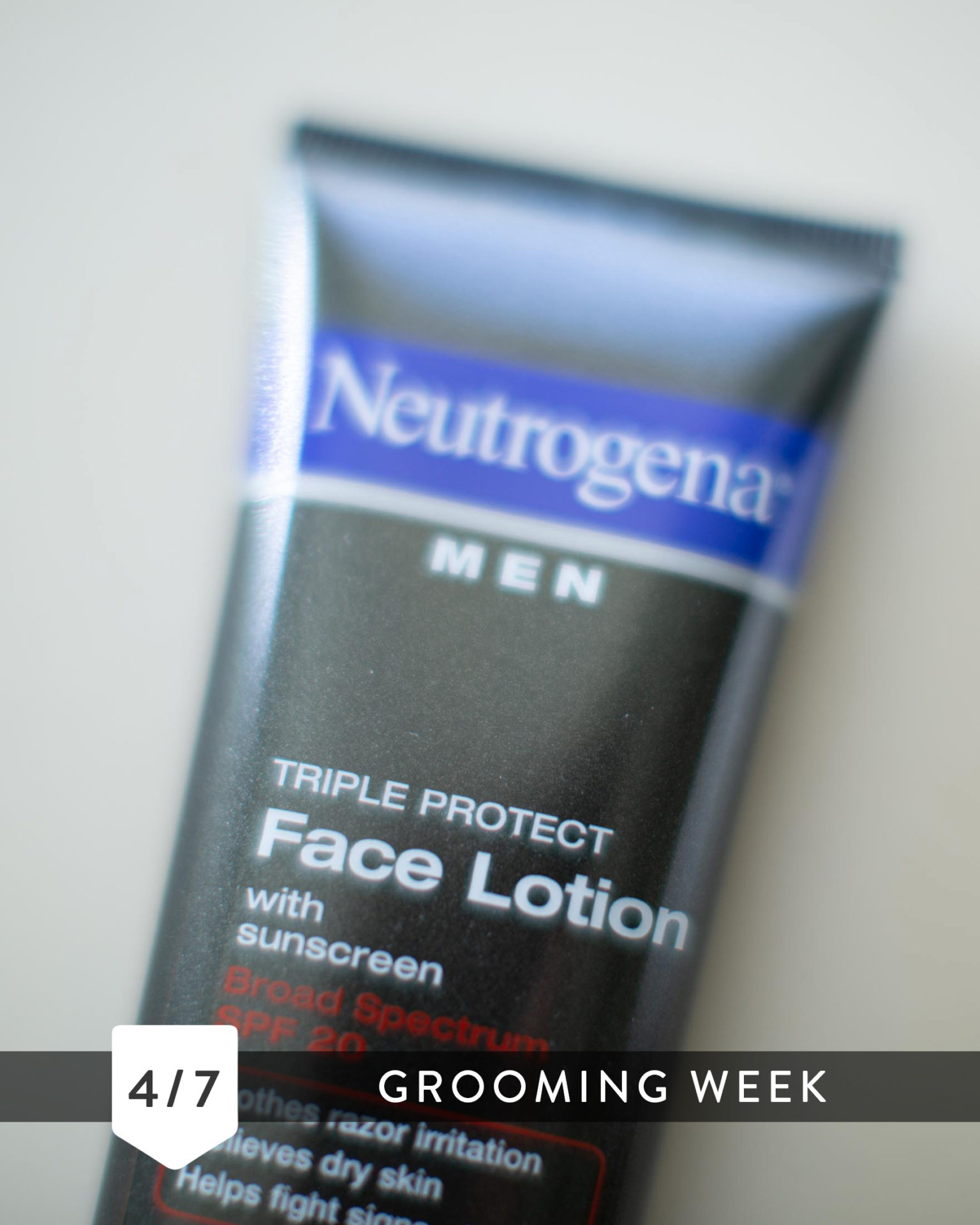 Neutrogena Triple Protext Face Lotion for Men